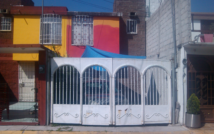 Foto de casa en venta en  , rancho la providencia, coacalco de berriozábal, méxico, 1397527 No. 01