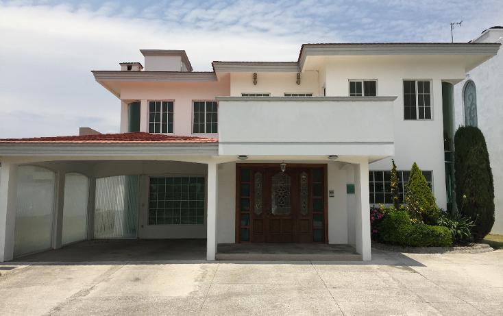 Foto de casa en renta en  , rancho la providencia, metepec, méxico, 1407441 No. 01