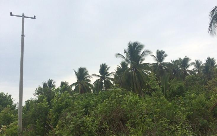 Foto de terreno habitacional en venta en rancho las palmas s/n , pesquería boca del cielo, tonalá, chiapas, 1704888 No. 07