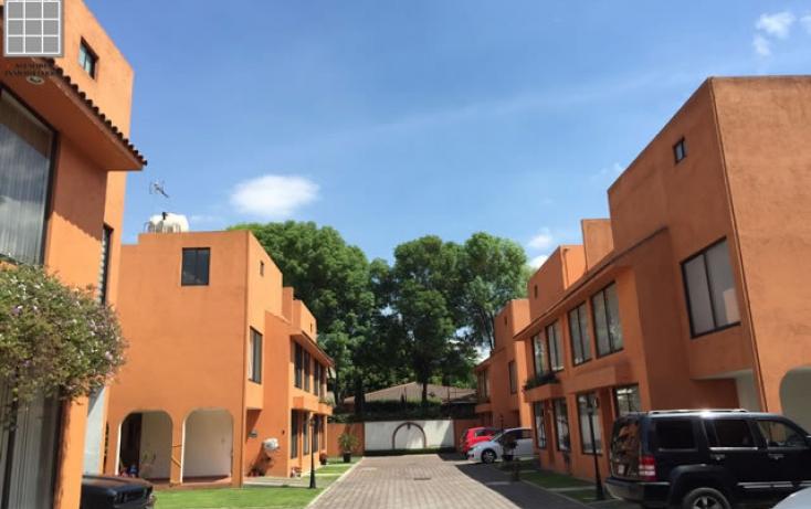 Foto de casa en condominio en venta en, rancho los colorines, tlalpan, df, 828939 no 01