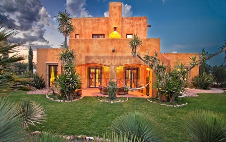 Foto de casa en venta en  , san miguel de allende centro, san miguel de allende, guanajuato, 223289 No. 01