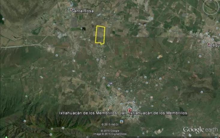 Foto de terreno habitacional en venta en rancho los tocayos en buena vista 1, ixtlahuacan de los membrillos, ixtlahuacán de los membrillos, jalisco, 827471 no 03