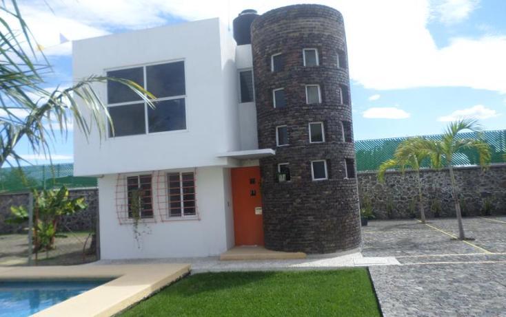 Foto de casa en venta en  , rancho nuevo, yautepec, morelos, 822641 No. 01