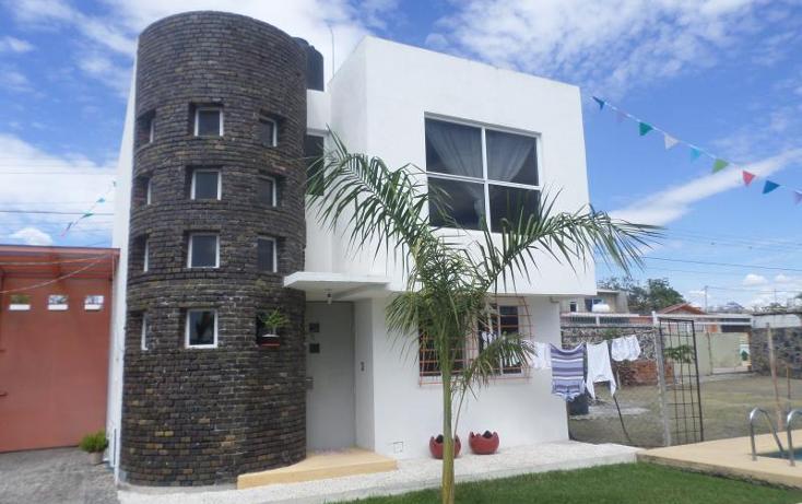 Foto de casa en venta en, rancho nuevo, yautepec, morelos, 970901 no 01