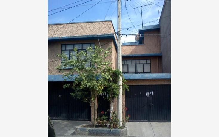 Foto de casa en venta en  , rancho san antonio, tlalnepantla de baz, méxico, 397807 No. 01