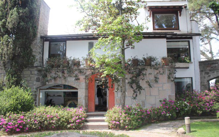 Foto de casa en condominio en renta en, rancho san francisco pueblo san bartolo ameyalco, álvaro obregón, df, 1135677 no 01