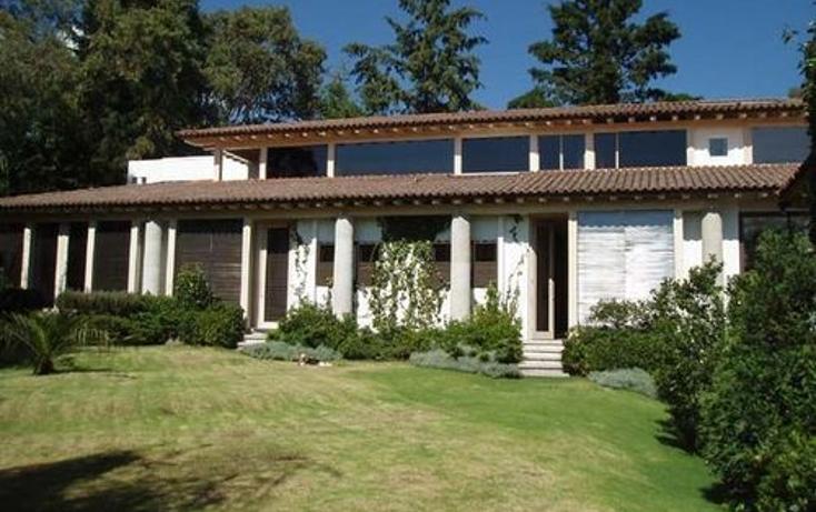 Foto de casa en venta en  , rancho san francisco pueblo san bartolo ameyalco, álvaro obregón, distrito federal, 1040777 No. 01