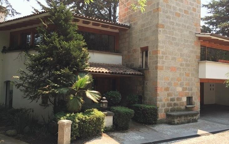 Foto de casa en renta en  , rancho san francisco pueblo san bartolo ameyalco, álvaro obregón, distrito federal, 1052597 No. 02