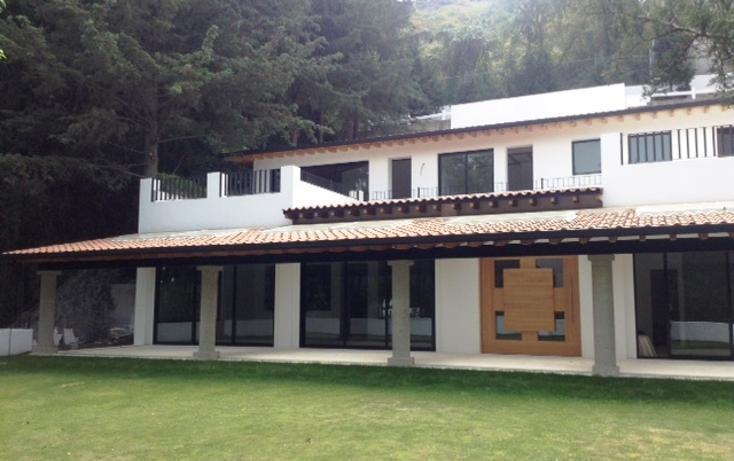 Foto de casa en venta en  , rancho san francisco pueblo san bartolo ameyalco, álvaro obregón, distrito federal, 1124749 No. 01