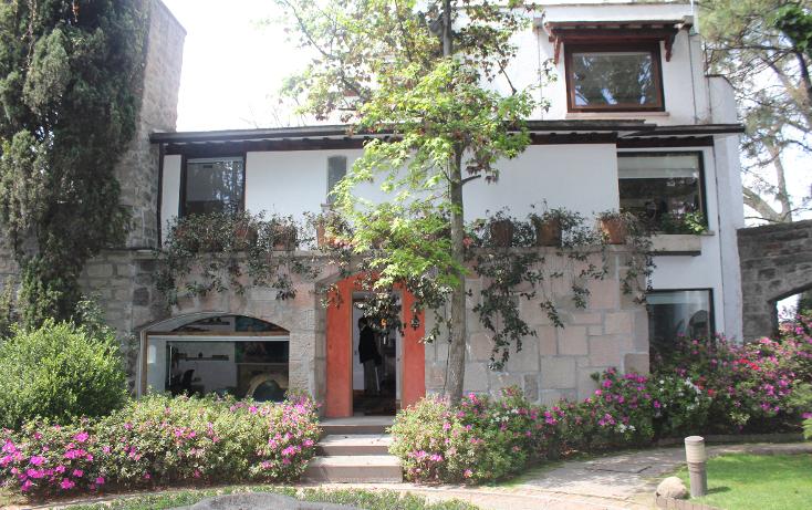 Foto de casa en renta en  , rancho san francisco pueblo san bartolo ameyalco, álvaro obregón, distrito federal, 1135677 No. 01