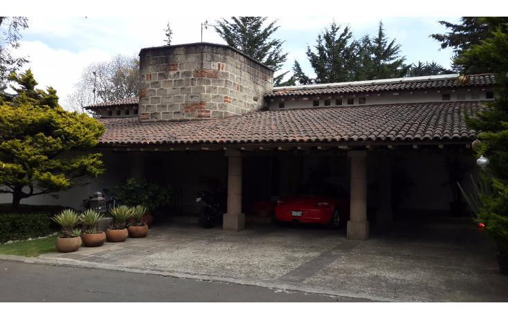 Foto de casa en venta en  , rancho san francisco pueblo san bartolo ameyalco, álvaro obregón, distrito federal, 1278057 No. 01