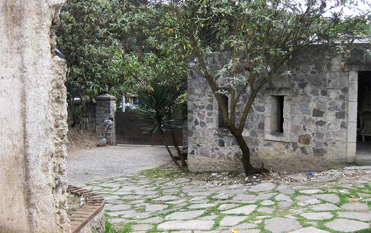 Foto de terreno habitacional en venta en  , rancho san francisco pueblo san bartolo ameyalco, álvaro obregón, distrito federal, 1772490 No. 01