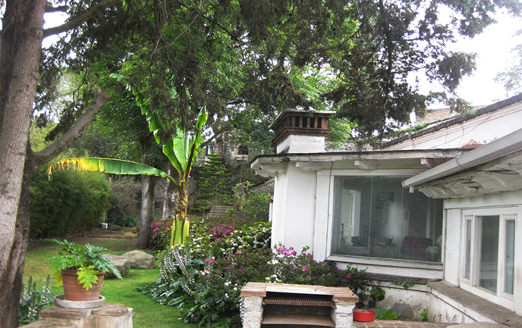 Foto de terreno habitacional en venta en  , rancho san francisco pueblo san bartolo ameyalco, álvaro obregón, distrito federal, 1772490 No. 02