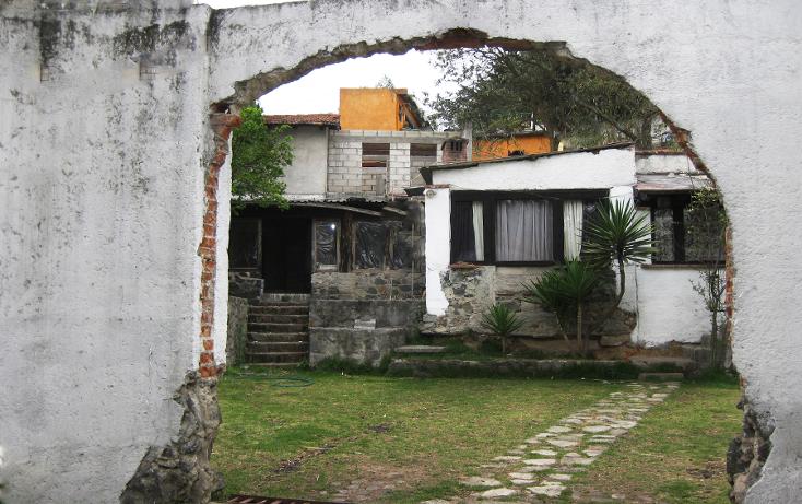 Foto de terreno habitacional en venta en  , rancho san francisco pueblo san bartolo ameyalco, álvaro obregón, distrito federal, 1772490 No. 04
