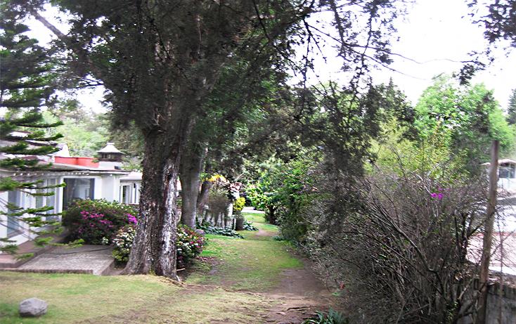 Foto de terreno habitacional en venta en  , rancho san francisco pueblo san bartolo ameyalco, álvaro obregón, distrito federal, 1772490 No. 05