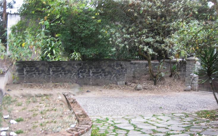 Foto de terreno habitacional en venta en  , rancho san francisco pueblo san bartolo ameyalco, álvaro obregón, distrito federal, 1772490 No. 06