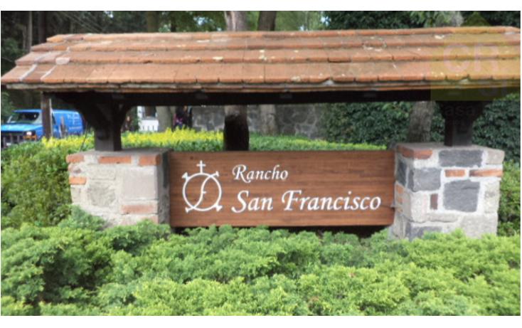 Foto de terreno habitacional en venta en  , rancho san francisco pueblo san bartolo ameyalco, álvaro obregón, distrito federal, 1976444 No. 02
