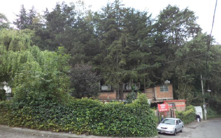Foto de terreno habitacional en venta en  , rancho san francisco pueblo san bartolo ameyalco, álvaro obregón, distrito federal, 1976444 No. 03