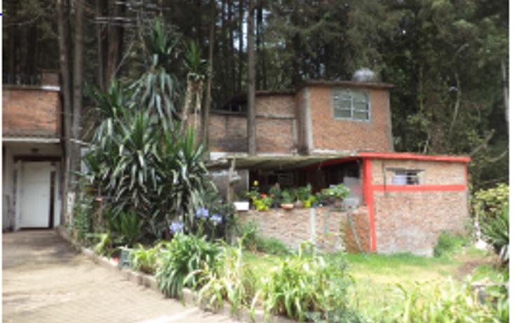 Foto de terreno habitacional en venta en  , rancho san francisco pueblo san bartolo ameyalco, álvaro obregón, distrito federal, 1976444 No. 04