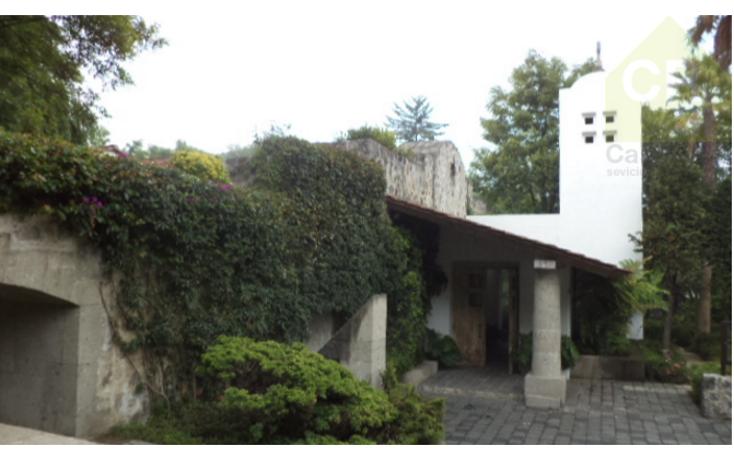 Foto de terreno habitacional en venta en  , rancho san francisco pueblo san bartolo ameyalco, álvaro obregón, distrito federal, 1976444 No. 12