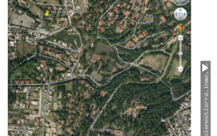 Foto de terreno habitacional en venta en  , rancho san francisco pueblo san bartolo ameyalco, álvaro obregón, distrito federal, 897115 No. 01