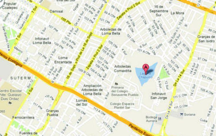 Foto de terreno habitacional en venta en, rancho san josé xilotzingo, puebla, puebla, 1051629 no 03