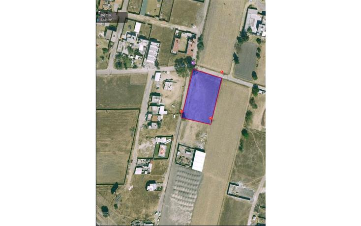 Foto de terreno habitacional en venta en  , rancho san josé xilotzingo, puebla, puebla, 1087783 No. 05