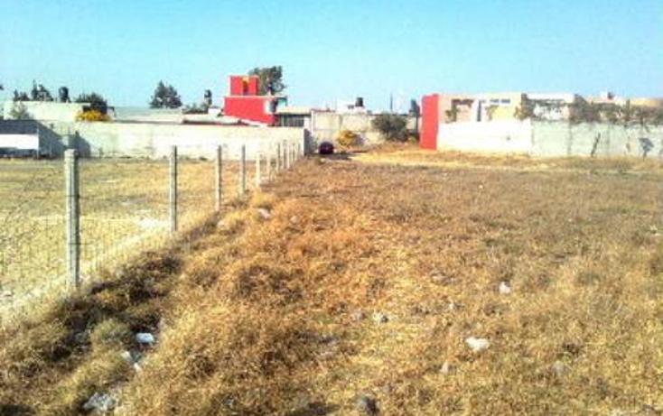 Foto de terreno habitacional en venta en  , rancho san josé xilotzingo, puebla, puebla, 400914 No. 02