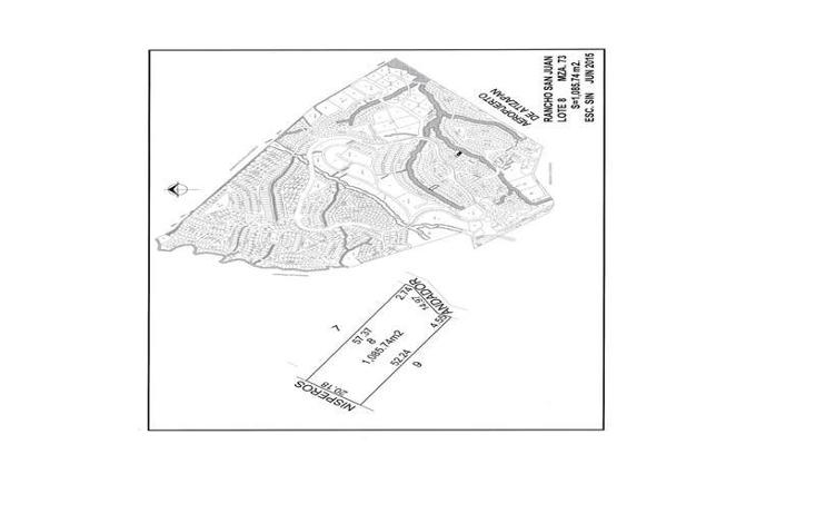 Foto de terreno habitacional en venta en  , rancho san juan, atizap?n de zaragoza, m?xico, 976589 No. 04