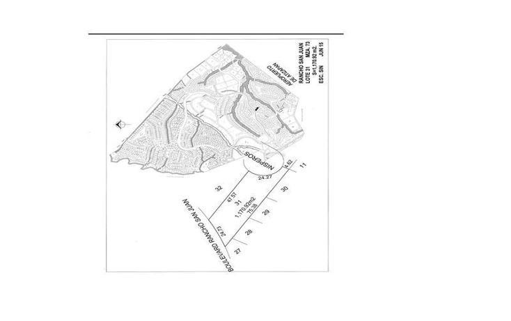 Foto de terreno habitacional en venta en  , rancho san juan, atizapán de zaragoza, méxico, 976591 No. 01