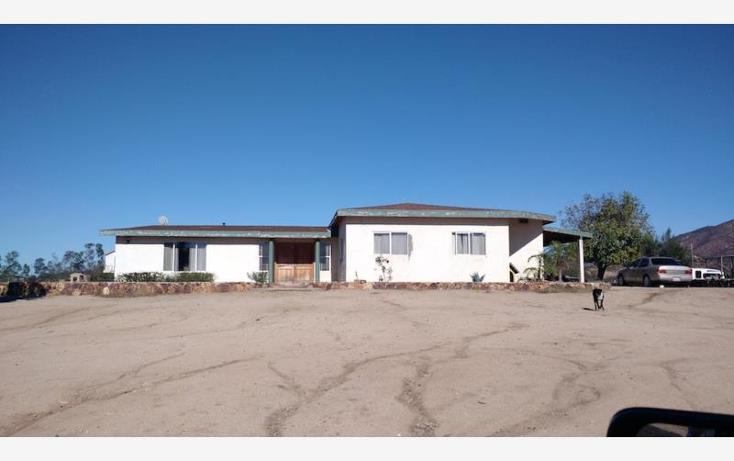 Foto de rancho en venta en rancho san pablo, carretera ensenada tecate kilometro 89.5 , san antonio de las minas, ensenada, baja california, 2685943 No. 03