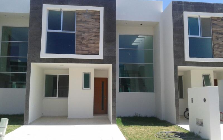 Foto de casa en venta en  , rancho santa mónica, aguascalientes, aguascalientes, 2030088 No. 01
