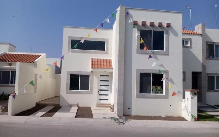 Foto de casa en venta en  , rancho santa mónica, aguascalientes, aguascalientes, 2030160 No. 01