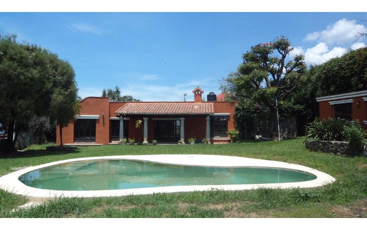 Foto de casa en renta en  , rancho tetela, cuernavaca, morelos, 1064295 No. 01