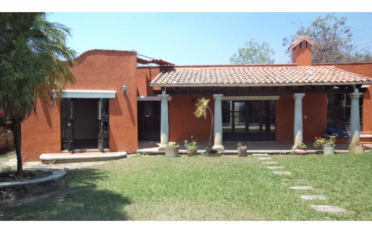 Foto de casa en renta en  , rancho tetela, cuernavaca, morelos, 1064295 No. 02