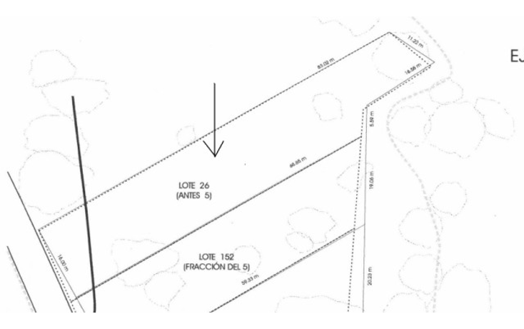 Foto de terreno habitacional en venta en  , rancho tetela, cuernavaca, morelos, 1122593 No. 03