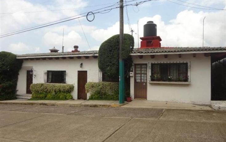 Foto de casa en venta en  -, rancho tetela, cuernavaca, morelos, 1216351 No. 01