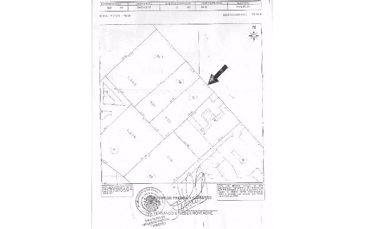Foto de terreno habitacional en venta en  , rancho tetela, cuernavaca, morelos, 1254047 No. 02