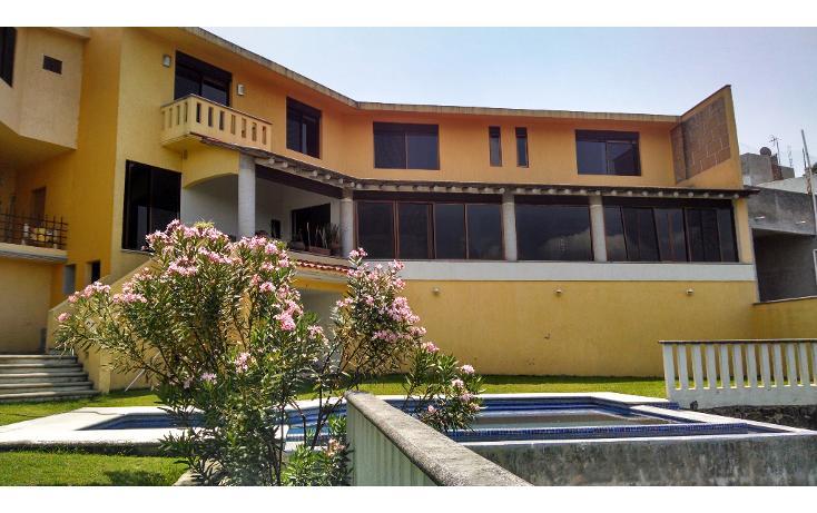 Foto de casa en venta en  , rancho tetela, cuernavaca, morelos, 1287305 No. 01