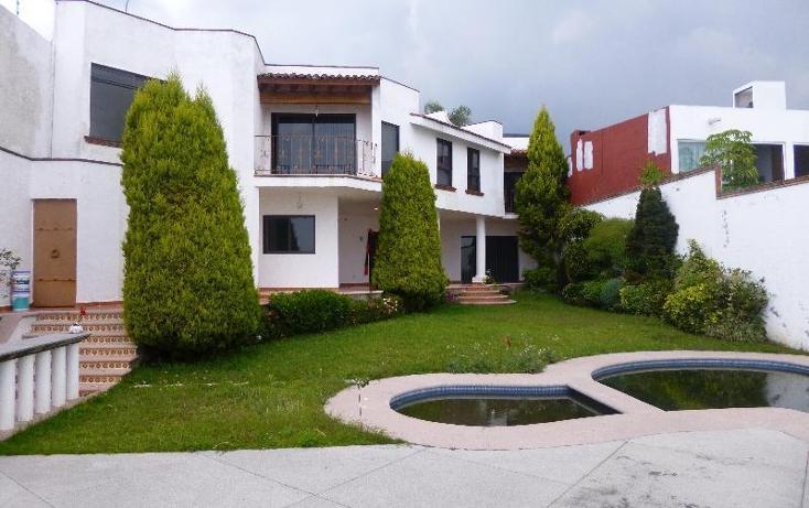 Foto de casa en venta en  , rancho tetela, cuernavaca, morelos, 1582584 No. 01