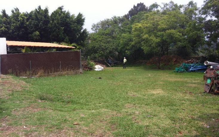Foto de terreno habitacional en venta en  ., rancho tetela, cuernavaca, morelos, 411090 No. 02