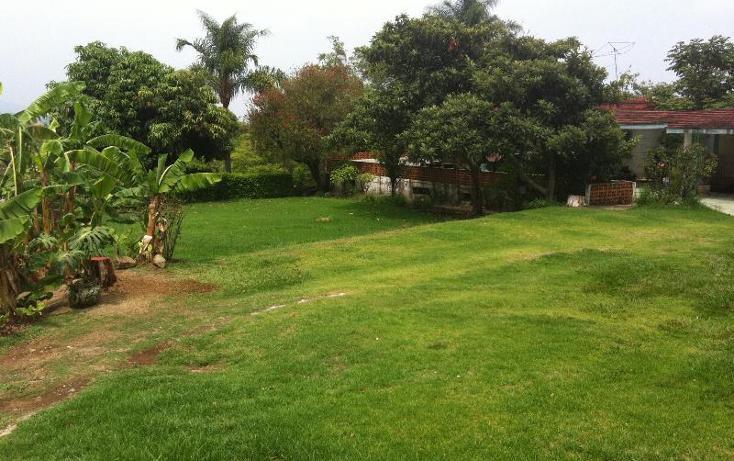 Foto de terreno habitacional en venta en  ., rancho tetela, cuernavaca, morelos, 411091 No. 01