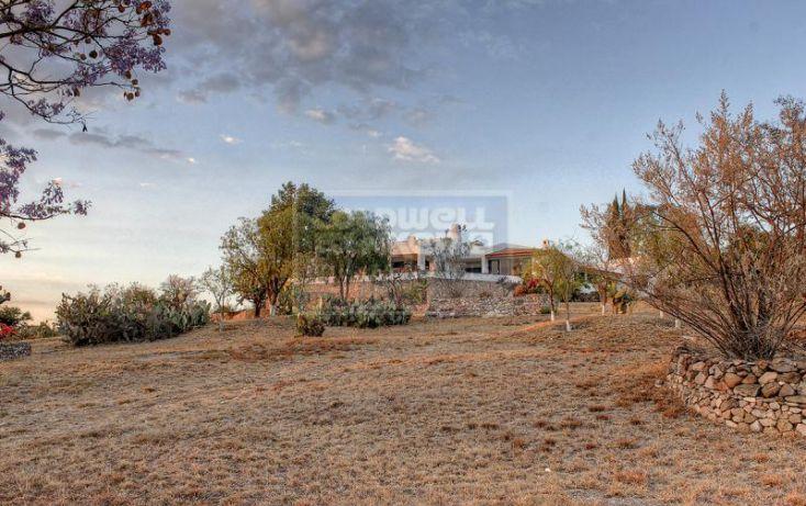 Foto de rancho en venta en rancho tierra de paz, san agustín del bordito, san miguel de allende, guanajuato, 533268 no 01