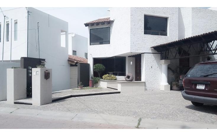 Foto de casa en venta en  , raquet club, querétaro, querétaro, 1832412 No. 01