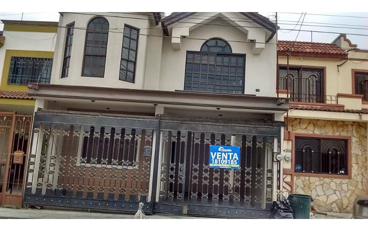 Foto de casa en venta en  , real an?huac, san nicol?s de los garza, nuevo le?n, 1070201 No. 01