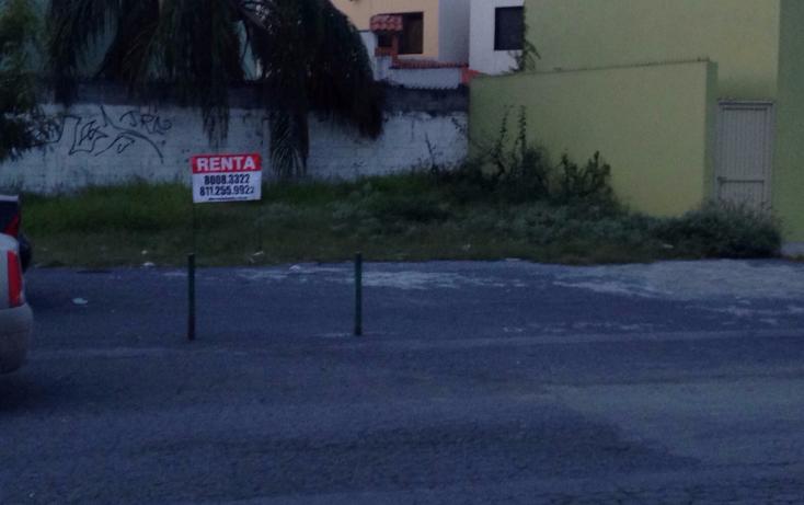 Foto de terreno comercial en renta en  , real an?huac, san nicol?s de los garza, nuevo le?n, 2035840 No. 01