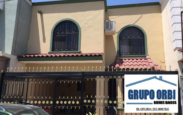 Foto de casa en venta en  , real anáhuac, san nicolás de los garza, nuevo león, 2036972 No. 01