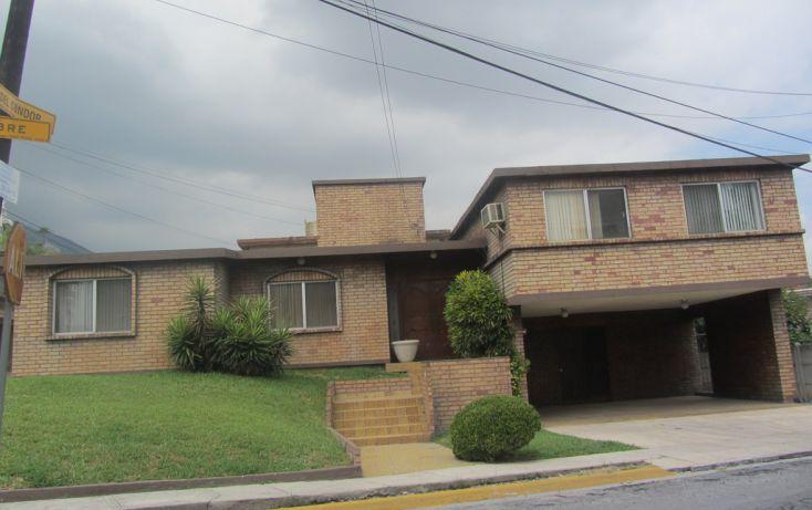 Foto de casa en renta en, real cumbres 2do sector, monterrey, nuevo león, 1383507 no 01