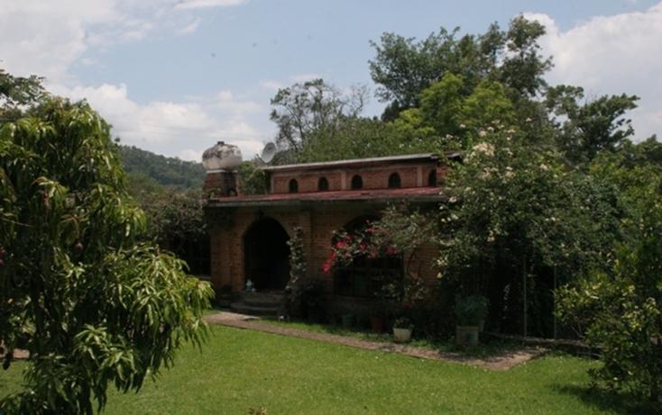 Foto de casa en venta en  , real de arriba, temascaltepec, m?xico, 829555 No. 01