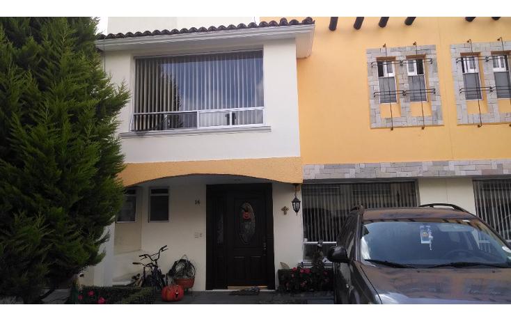 Foto de casa en venta en  , real de azaleas i, metepec, m?xico, 1099753 No. 01